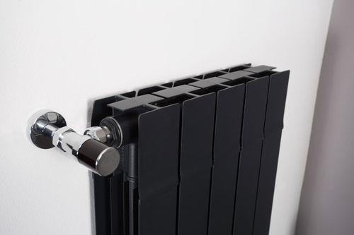 купить Алюминиевый радиатор Radiatori2000 Kalis 2000 Antracit в Кишинёве