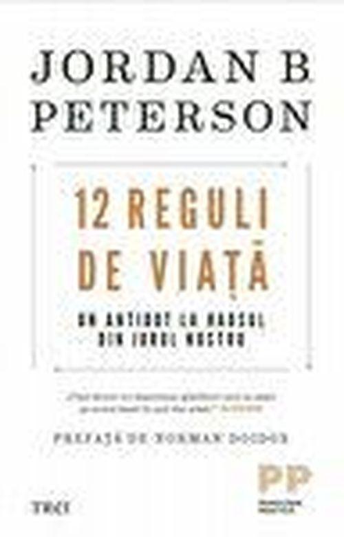 купить 12 Reguli de viață - Jordan Peterson в Кишинёве