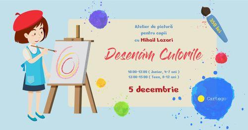 купить Мастер класс по живописи с художником Михаил Лазар в Кишинёве