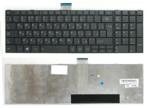cumpără Keyboard Toshiba Satellite C850 C855 C870 C875 L850 L855 L870 L875 P850 P855 P870 P875 ENG/RU Black în Chișinău