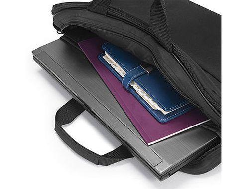 """купить Dicota D31632 BaseXX T / Notebook Case 14.1"""" Black (geanta laptop/сумка для ноутбука) в Кишинёве"""