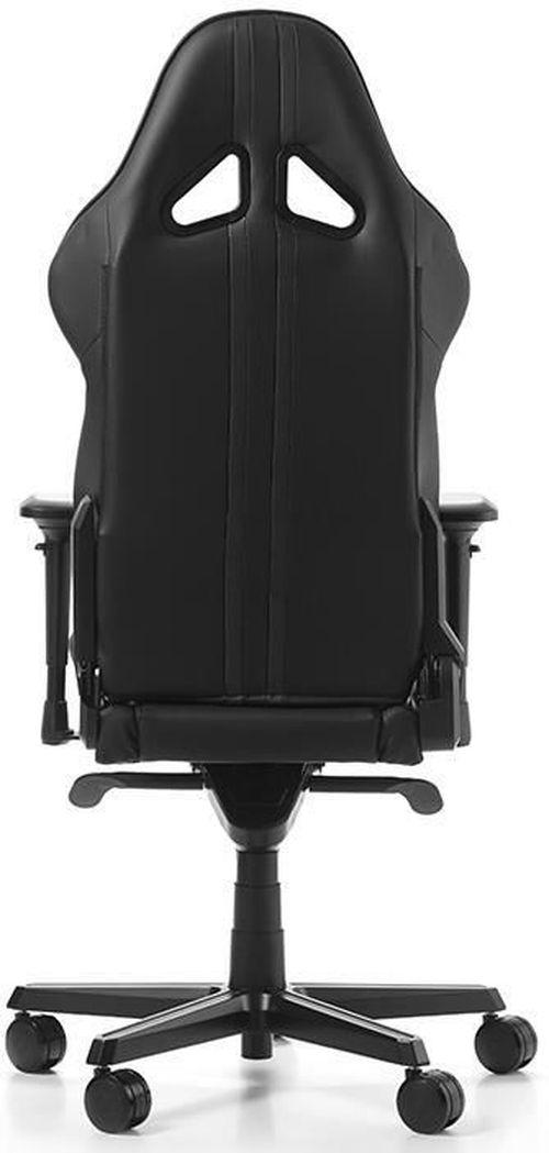 купить Gaming кресло DXRacer Racing GC-R131-N-V2, Black/Black в Кишинёве