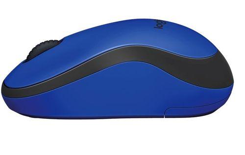 cumpără Logitech Wireless Mouse M220 Blue, Optical Mouse for Notebooks, Nano receiver, Blue, Retail în Chișinău