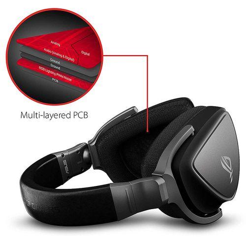 купить ASUS Gaming Headset ROG Delta Core, Driver 50mm, Headphones 20 ~ 40000 Hz, Mic 100 ~ 10000 Hz, Virtual 7.1, 1.5m cable в Кишинёве