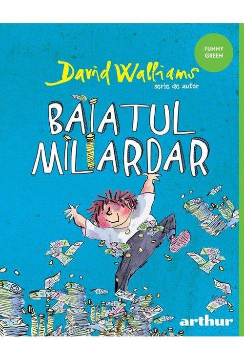 cumpără Băiatul miliardar - David Williams în Chișinău