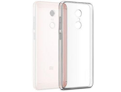 купить 770013 Husa Screen Geeks Ultra thin Xiaomi Redmi 5 Plus TPU Transparent (чехол накладка в асортименте для смартфонов Xiaomi, силикон, цвет прозрачный) в Кишинёве