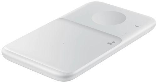 cumpără Încărcător wireless Samsung EP-P4300 Wireless Charger Duo (with TA) White în Chișinău