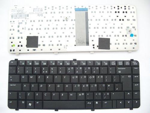 cumpără Keyboard HP Compaq 510 520 530 ENG/RU Black în Chișinău