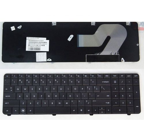 купить Keyboard HP Compaq G72 CQ72 ENG. Black в Кишинёве
