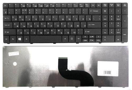 купить Keyboard Acer Aspire E1-531 E1-521 E1-571 E1-732 E1-772 TravelMate P253 P453 5335 5542 5735 7740 8571 8572 ENG/RU Black в Кишинёве