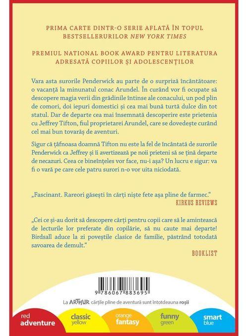 купить Familia Penderwick: Poveste de vară cu patru surori, doi iepuri și un băiat foarte interesant - Jeanne Birdsall в Кишинёве