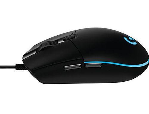 купить Logitech G102 Prodigy Black Gaming Mouse, USB, 910-004939 (mouse/мышь) в Кишинёве