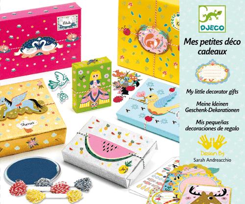 купить My Little Gift Decorator Set by Djeco в Кишинёве