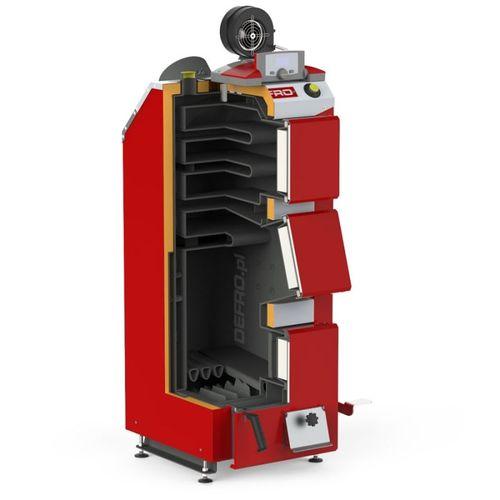 купить Твердотопливный котёл Defro Optima Komfort Plus 35 кВт в Кишинёве