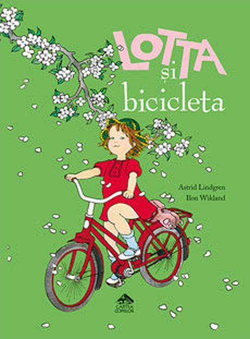 купить Lotta și bicicleta в Кишинёве
