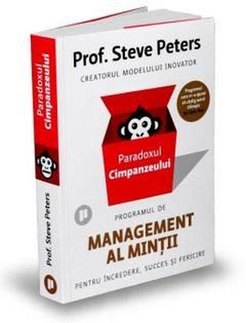 купить Paradoxul Cimpanzeului - Prof. Steve Peters в Кишинёве