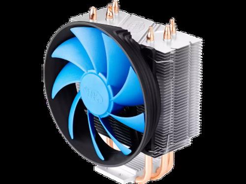 """купить Кулер для процессора DEEPCOOL Cooler """"GAMMAXX 200T"""", Socket LGA1156/LGA1155/LGA1151/LGA1150/LGA775-FM2/FM1/AM3+/AM3/AM2+/AM2/940/939/754 ,(18dBA,900-1600RPM,54CFM,Fan 120mm), Hydro Bearing в Кишинёве"""