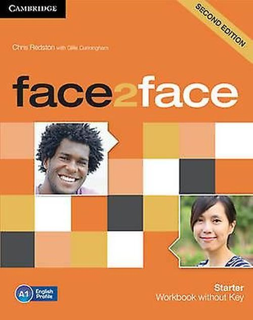 купить face2face Starter Workbook without Key 2nd Edition в Кишинёве