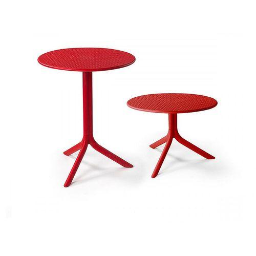 купить Стол Nardi STEP ROSSO 40056.07.000 (Стол для сада террасы балкон) в Кишинёве