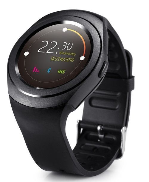 купить Smart Watch Femperna T11 MTK6261D Digital Clock with SIM Card Slot Men Bluetooth Electronics Pedometer в Кишинёве