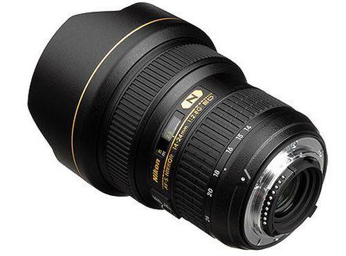 купить Nikon AF-S NIKKOR 14-24mm f/2.8G ED, FX, filter: 77mm, JAA801DA (Obiectiv Nikon/ обьектив Nikon) в Кишинёве