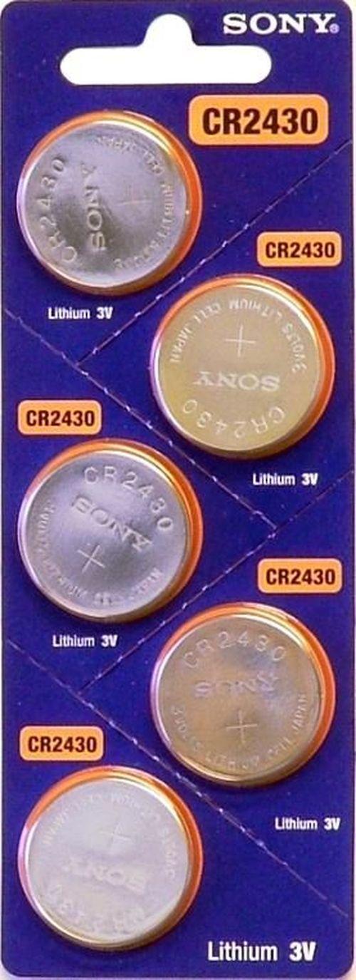 cumpără Baterie electrică Sony CR2430BEA în Chișinău