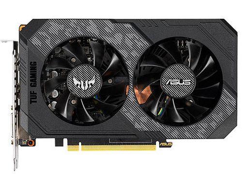 купить ASUS TUF-GTX1660S-O6G-GAMING, GeForce GTX1660 SUPER 6GB GDDR6, 192-bit, GPU/Mem clock 1845/14002MHz, PCI-Express 3.0, DVI/HDMI/Display Port (placa video/видеокарта) doom в Кишинёве