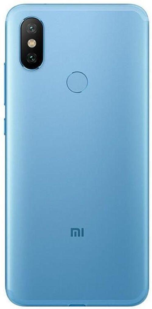 купить Смартфон Xiaomi Mi A2 6/128GB Blue в Кишинёве