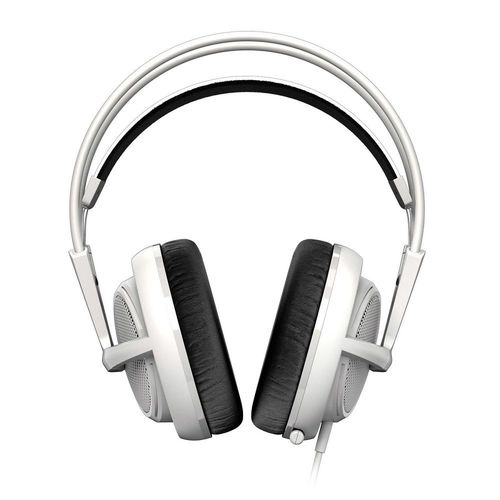 купить STEELSERIES Siberia 200 / Gaming Headset with retractable Microphone, on the cord volume control, 50mm neodymium drivers, Comfortable, Lightweight, Cable lenght 1.8 m, 3.5mm jack, White в Кишинёве
