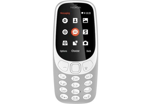 купить Nokia 3310 (2017), Gray в Кишинёве