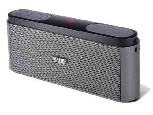 cumpără Edifier MP19 Black, 2 x 2W RMS, Portable Speaker with LCD screen, FM Radio, micro SD card  &  AUX în Chișinău