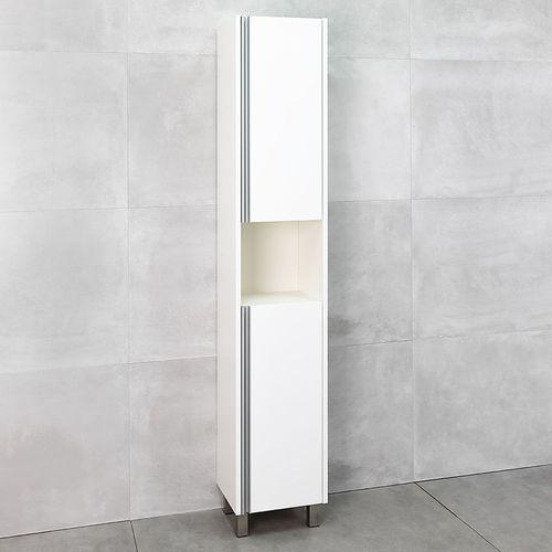 купить Elina Пенал белый структурный 350 в Кишинёве