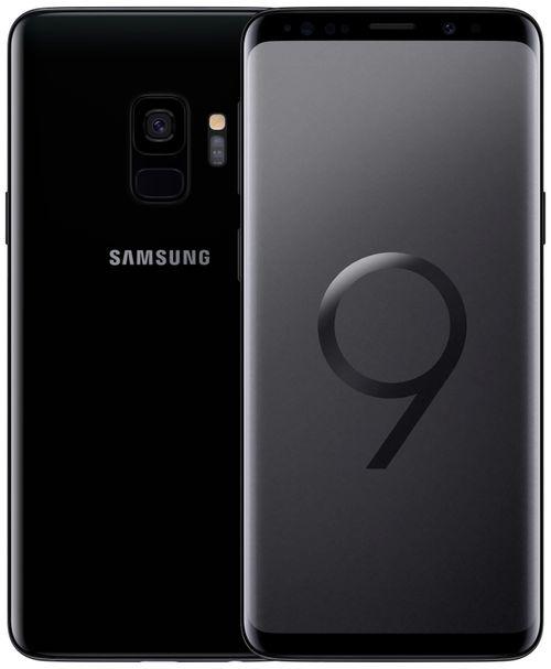 cumpără Samsung Galaxy S9 DualSim (SM-G960F), Midnight Black în Chișinău