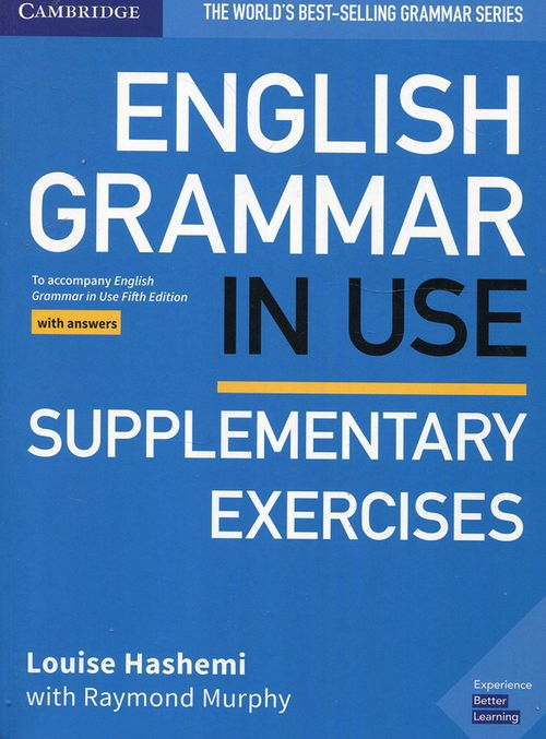 купить English Grammar in Use Supplementary Exercises Book with Answers в Кишинёве