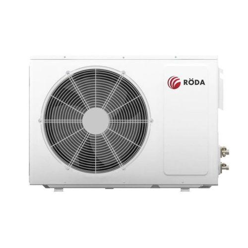 купить Кондиционер тип сплит настенный Roda RS-AL24F/RU-AL24F Silver Inverter 24000BTU в Кишинёве