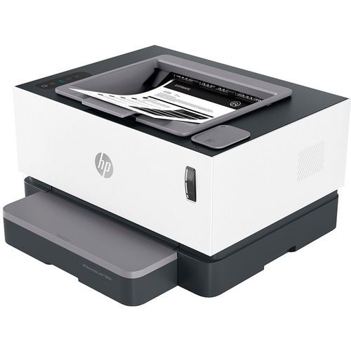 купить Printer HP Neverstop Laser 1000w, White, A4, 600 dpi, up to 20 ppm, 32MB, up to 20000 pages/month, High speed USB 2.0, Wi-Fi 802.11b/g/n, Wi-Fi Direct print by apps, PCLmS, URF, PWG (Reload kit W1103A and W1103AD, drum W1104A ) в Кишинёве