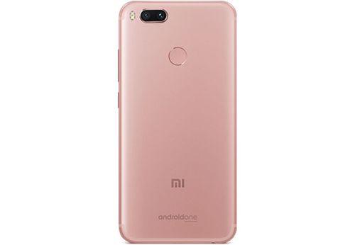 купить Xiaomi Mi A1 Dual Sim 32GB, Rose Gold в Кишинёве