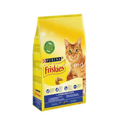 купить FRISKIES для стерилизованных котов 1kg ( развес ) в Кишинёве