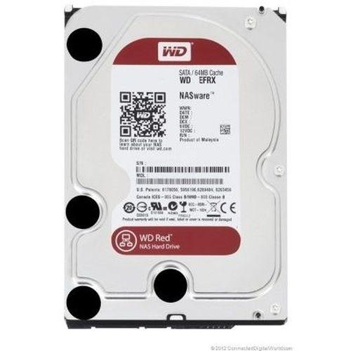 "купить HDD 3.5"" Western Digital 3TB WD30EFRX Caviar® Red™ NAS , IntelliPower, 64Mb, SATAIII в Кишинёве"