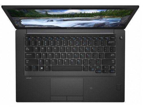 купить DELL Latitude 7490 Alluminium/Black, 14.0'' FHD Anti-Glare +W10Pro (Intel® Core™ i7-8650U up to 4.2GHz, 16GB  DDR4 RAM, 512GB SSD, Intel® UHD620 Graphics, CR, WiFi-AC/BT4.2, HDMI, USB-C, TB3, Backlit KB, 4cell, HD Webcam, FP,  Win 10 Pro, 1.4kg) в Кишинёве