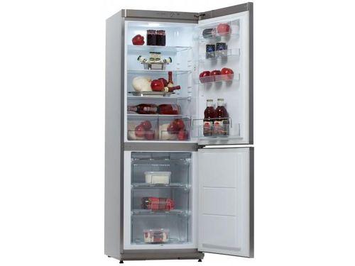 купить Холодильник с нижней морозильной камерой Snaige RF 31SM-S1CB21 в Кишинёве