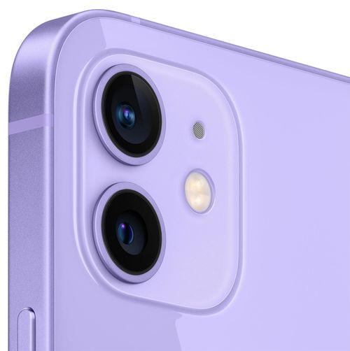 купить Смартфон Apple iPhone 12 mini 128GB Purple MJQG3 в Кишинёве