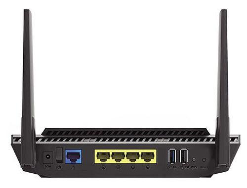 купить ASUS RT-AX56U, AX1800 Dual Band WiFi 6 (802.11ax) Gigabit Router, dual-band 2.4GHz/5GHz at up to super-fast 1800Mbps , WAN:1xRJ45 LAN: 4xRJ45 10/100/1000, 3G/4G, Firewall, USB 2.0/USB 3.1 (router wireless WiFi/беспроводной WiFi роутер) в Кишинёве