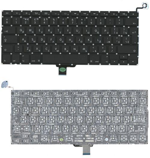 "купить Keyboard Apple Macbook Pro 13"" A1278 w/o frame ""ENTER""-big ENG/RU Black в Кишинёве"