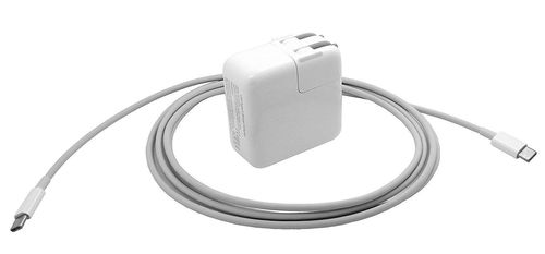 купить AC Adapter Charger For Apple MacBook 16.5V-3,65A (60W) USB-C 3.1 в Кишинёве