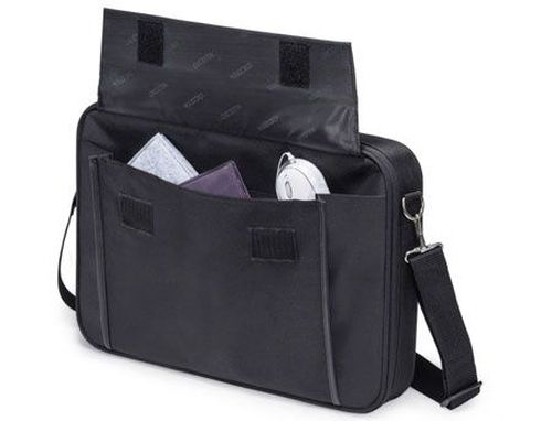 "купить Dicota D30447-V1 Multi BASE 15""-17.3"" Notebook Case with protective function, black (geanta laptop/сумка для ноутбука) в Кишинёве"