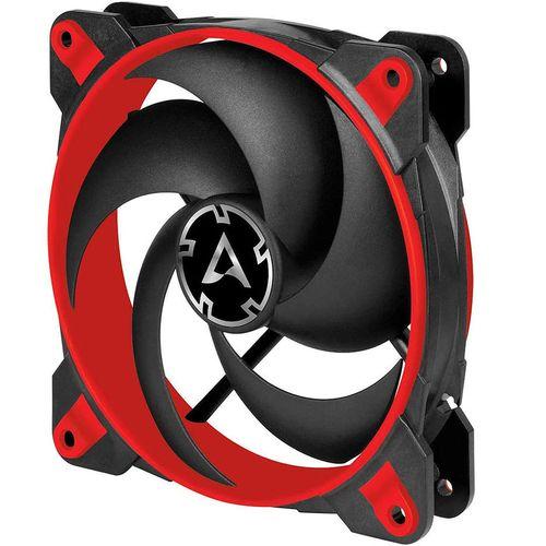 купить Case/CPU FAN Arctic BioniX P120 Red, Pressure-optimised Gaming Fan with PWM PST, 120x120x27 mm, 4-Pin-Connector + 4-Pin-Socket, 200-2100rpm, Noise 0.45 Sone, 67.56 CFM / 114.9 m3/h (ACFAN00115A) в Кишинёве