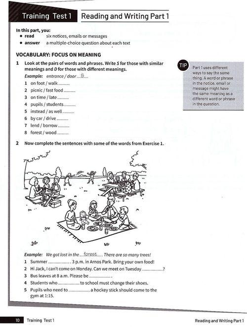 купить Key for Schools Trainer 1 Tests without Answers + Teacher's Notes + Downloadable Audio в Кишинёве