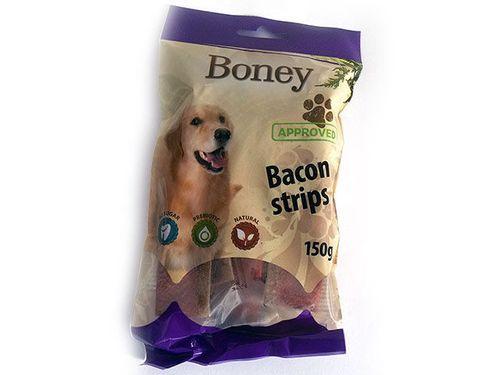 купить Boney Bacon strips - полоски, бекон, 150g в Кишинёве