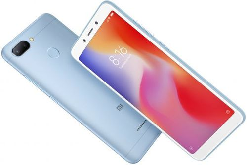 "купить Xiaomi RedMi 6A EU 32GB Blue, DualSIM, 5.45"" 720x1440 IPS, Mediatek Helio A22, Octa-Core 2.0GHz, 3GB RAM, microSD (uses SIM 2 slot), 13MP/5MP, LED flash, 3000mAh, WiFi-N/BT4.2, LTE, Android 8.1 (MIUI 9), Infrared port в Кишинёве"